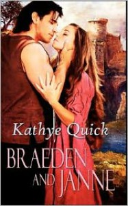 Braeden and Janne: Beyond Camelot, Brother Knights - Kathye Quick