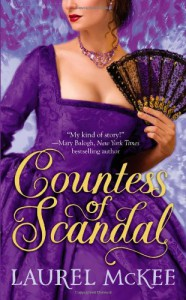 Countess of Scandal (The Daughters of Erin) - Laurel McKee