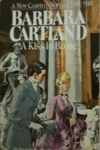 Kiss in Rome - Barbara Cartland