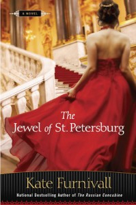 The Jewel of St. Petersburg (The Russian Concubine, #3) - Kate Furnivall