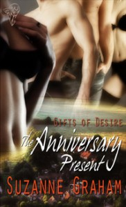 The Anniversary Present - Suzanne Graham