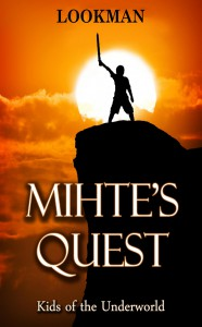 Mihte's Quest (Kindle, 2nd edition) - Lookman