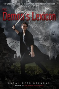 The Demon's Lexicon (The Demon's Lexicon Trilogy, #1) - Sarah Rees Brennan