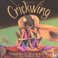 Crickwing - Janell Cannon