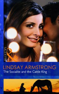 The Socialite and the Cattle King - Lindsay Armstrong