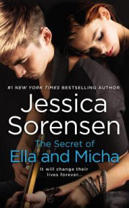 The Secret of Ella and Micha  - Jessica Sorensen