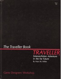 The Traveller Book - Marc W. Miller