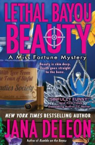 Lethal Bayou Beauty (Miss Fortune Mystery #2) - Jana Deleon