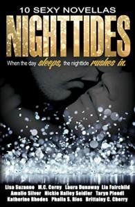 Nighttides - Lisa Suzanne, M. C. Cerny, Laura Dunaway, Lia Fairchild, Amalie Silver, Nickie Nalley Seidler, Taryn Plendl, Katherine Rhodes