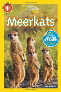 National Geographic Readers: Meerkats - Laura Marsh