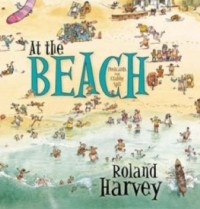 At the Beach - Roland Harvey
