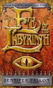 Eye of the Labyrinth - Jennifer Fallon