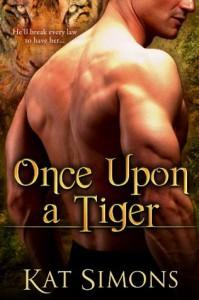 Once Upon a Tiger - Kat Simons