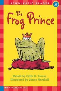 The Frog Prince (Hello Reader! Level 3) - Edith H. Tarcov, James Marshall, Edith H. Tarcov