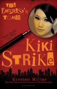 Kiki Strike: The Empress's Tomb (reissue) - Kirsten Miller