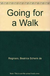 Going for a Walk - Beatrice Schenk De Regniers