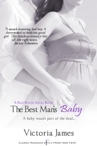 The Best Man's Baby - Victoria  James