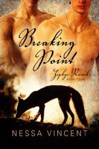 Breaking Point - Nessa Vincent