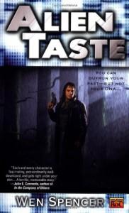 Alien Taste - Wen Spencer