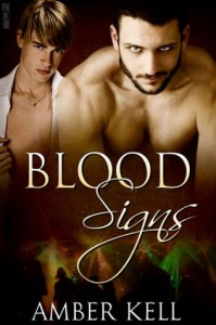 Blood Signs (Blood, Moon and Sun, #1) - Amber Kell