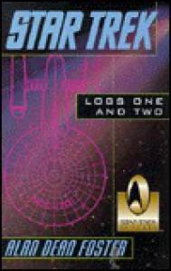 Star Trek: Logs One and Two (Star Trek: Log, #1-2) - Alan Dean Foster