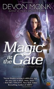 Magic at the Gate - Devon Monk