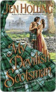 My Devilish Scotsman  - Jen Holling