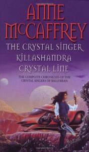 Crystal Singer Omnibus - Anne McCaffrey