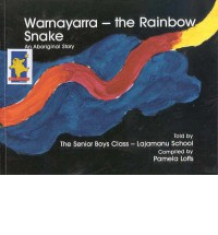 Warnayarra   The Rainbow Snake - Pamela Lofts
