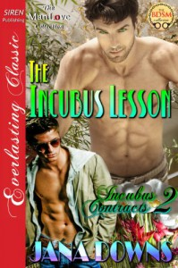 The Incubus Lesson - Jana Downs
