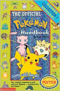 Official Pokemon Handbook Deluxe Edition - Barbo