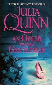 An Offer From a Gentleman (Bridgertons, #3) - Julia Quinn