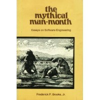 The Mythical Man-Month: Essays on Software Engineering - Frederick P. Brooks Jr., Frederick Brooks