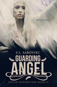 Guarding Angel - S. L. Saboviec