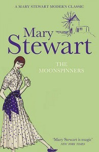 The Moonspinners - Mary Stewart