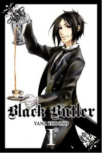 Black Butler, Vol. 1 - Yana Toboso, Tomo Kimura