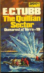 The Quillian Sector - E.C. Tubb