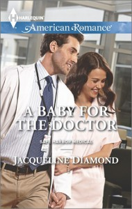 A Baby for the Doctor - Jacqueline Diamond
