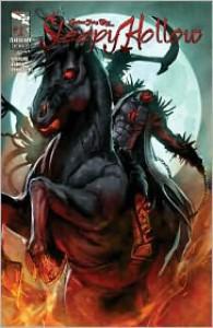 Grimm Fairy Tales Presents: Sleepy Hollow - Dan Wickline