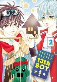 13th Boy, Vol. 2 (v. 2) -