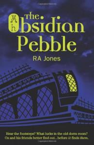 The Obsidian Pebble - Rhys A. Jones
