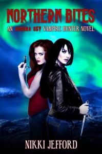 Northern Bites (Aurora Sky, #2) (Aurora Sky: Vampire Hunter) - Nikki Jefford