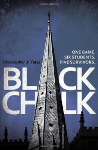 Black Chalk - Christopher J. Yates