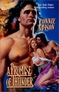 A Promise of Thunder - Connie Mason