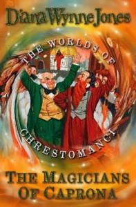 The Magicians of Caprona (Chrestomanci, #2) - Diana Wynne Jones, Tim Stevens