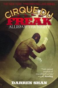 Allies of the Night  - Darren Shan