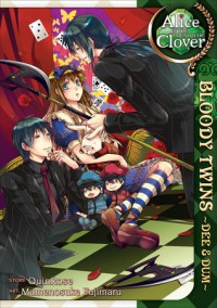 Alice in the Country of Clover: Bloody Twins - QuinRose, Mamenosuke Fujimaru