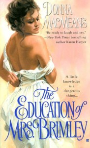 The Education of Mrs. Brimley - Donna MacMeans