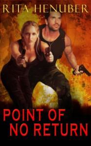Point of No Return - Rita Henuber