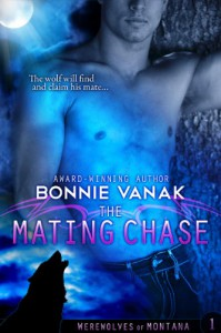 The Mating Chase - Bonnie Vanak